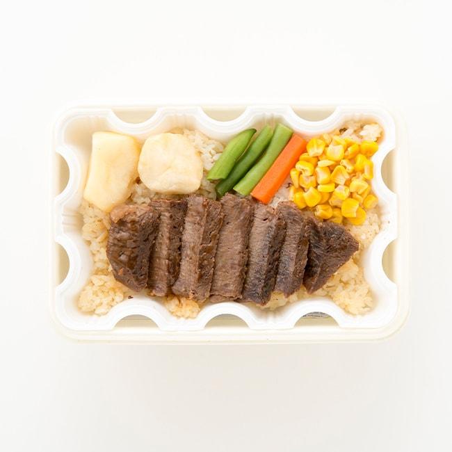 神戸のあっちっちステーキ弁当