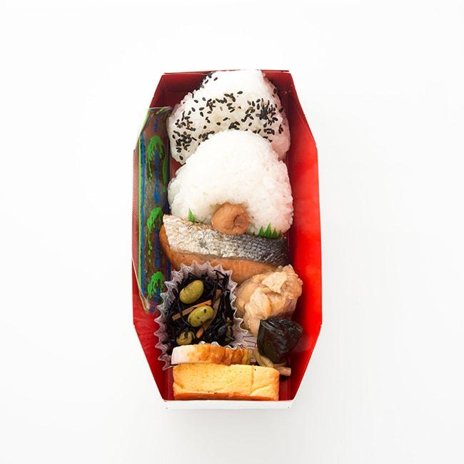 日本の朝食弁当