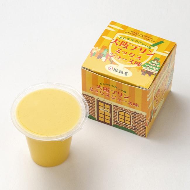 大阪プリンミックスジュース味